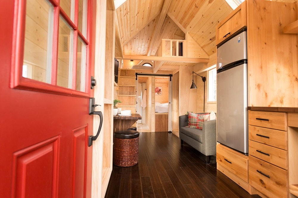 Porchlight from Hideaway Tiny Homes - Slide 2