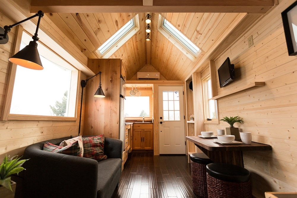 Porchlight from Hideaway Tiny Homes - Slide 8