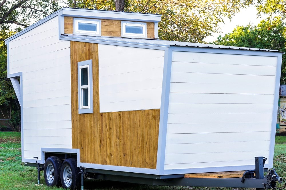 Modern Tiny Home! Ultra Lightweight! We Deliver!  - Slide 2