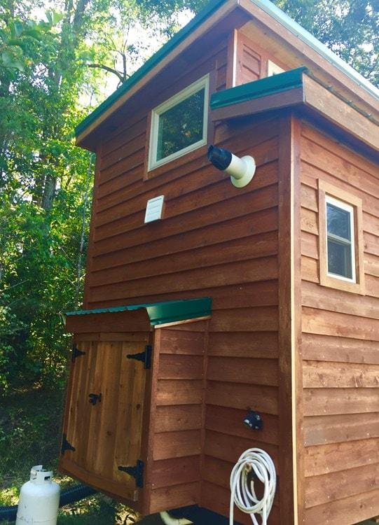 Custom Cider Box Tiny House - Slide 3
