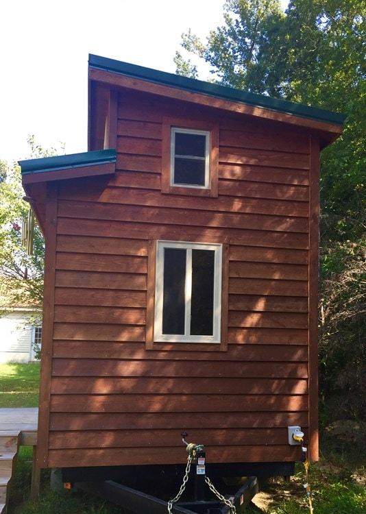 Custom Cider Box Tiny House - Slide 2