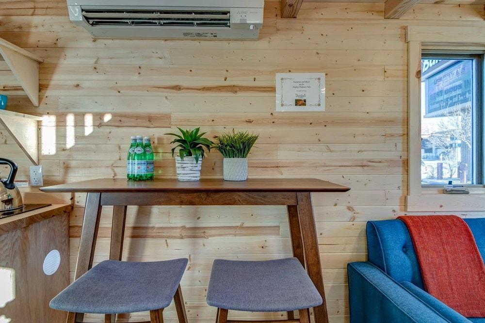 BRAND NEW 26-Foot Tumbleweed Roanoke Double Lofted Tiny House - Slide 8