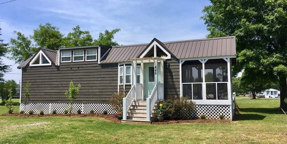 Tiny House for sale in Alabama- Fully Furnished! - Slide 7