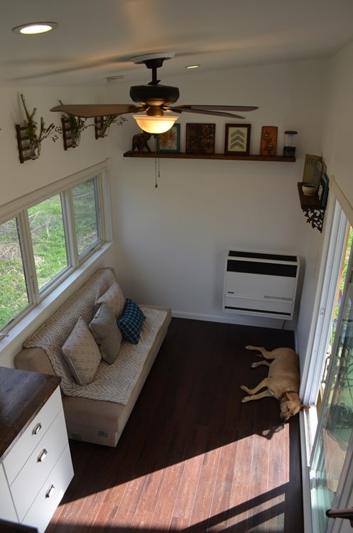 ***PENDING***   Beautiful 25ft Tiny House on Wheels for Sale in Upstate New York - Slide 2