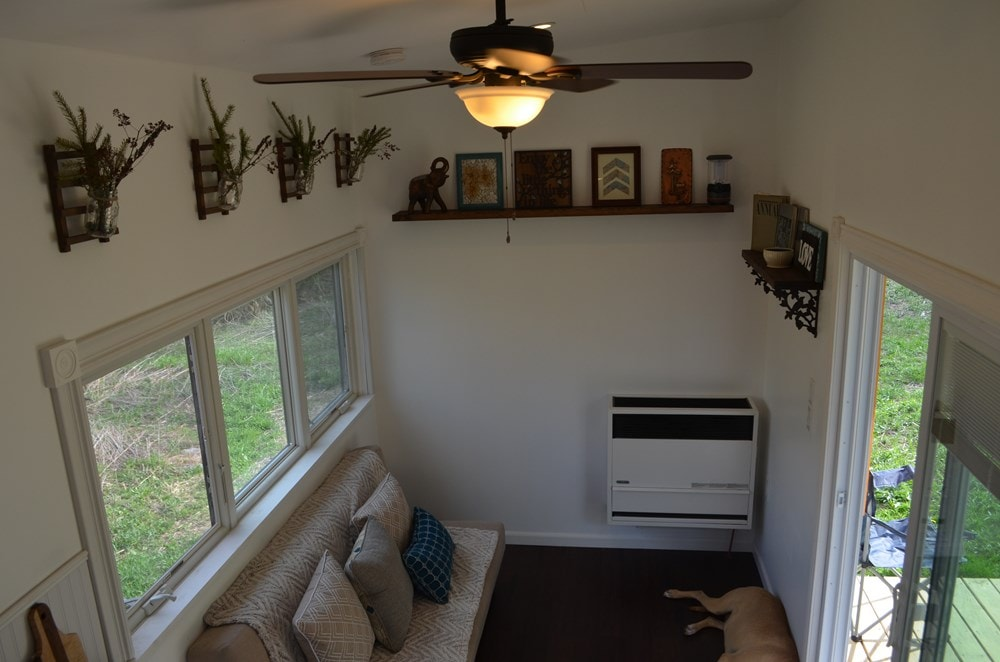 ***PENDING***   Beautiful 25ft Tiny House on Wheels for Sale in Upstate New York - Slide 3