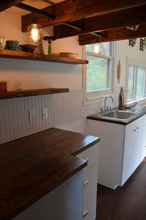 ***PENDING***   Beautiful 25ft Tiny House on Wheels for Sale in Upstate New York - Slide 7