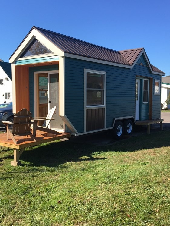 Custom Tiny House Ready to Go  - Slide 1
