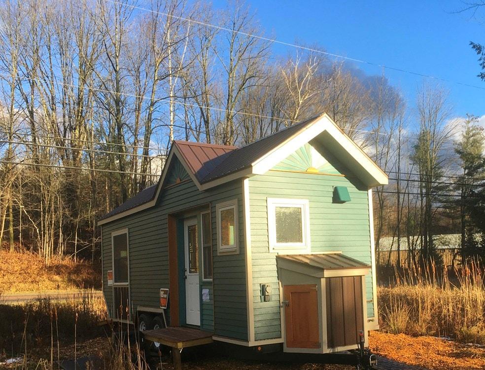 Custom Tiny House Ready to Go  - Slide 10