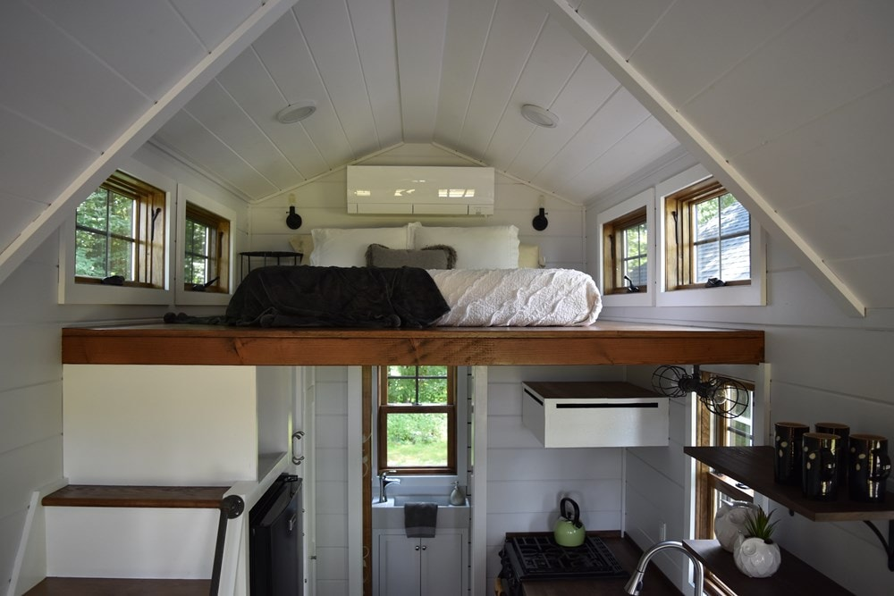 New Farmhouse Style 8'X20' Tiny House on Wheels - Slide 3