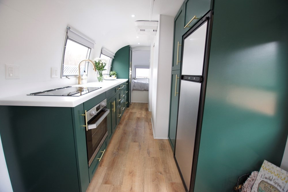 Renovated Airstream Tiny Home  - Slide 2