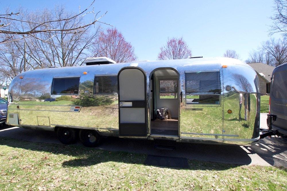 Renovated Airstream Tiny Home  - Slide 1