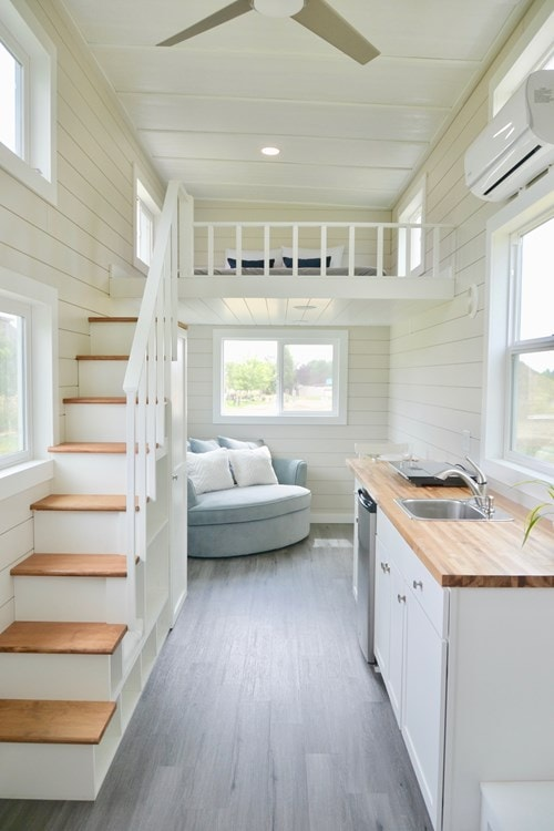 28 Foot Tiny House For Sale - Slide 4