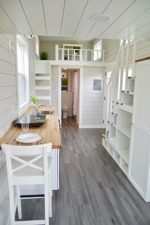 28 Foot Tiny House For Sale - Slide 6