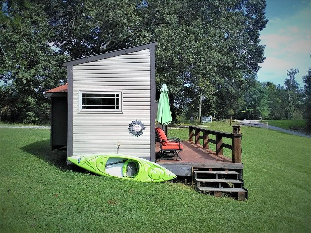 Turn Key Luxury Tiny House on Wheels SOLD - Slide 9