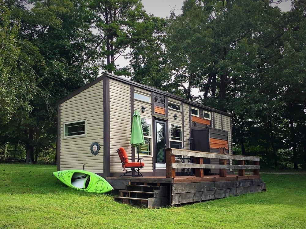 Turn Key Luxury Tiny House on Wheels SOLD - Slide 5