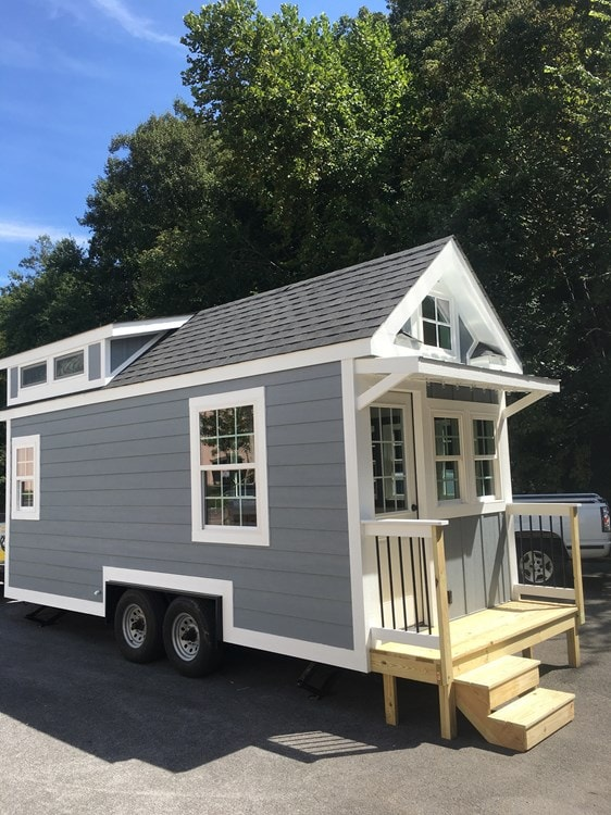 MODEL HOME REDUCED to make room for production  - Slide 4
