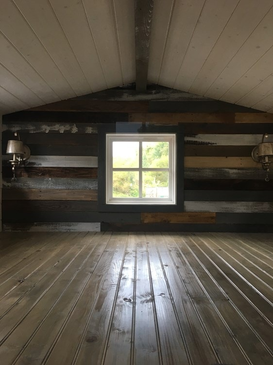 MODEL HOME REDUCED to make room for production  - Slide 6