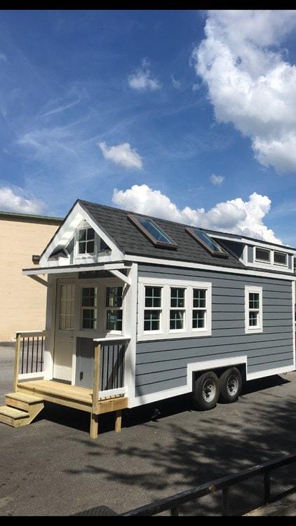 MODEL HOME REDUCED to make room for production  - Slide 1