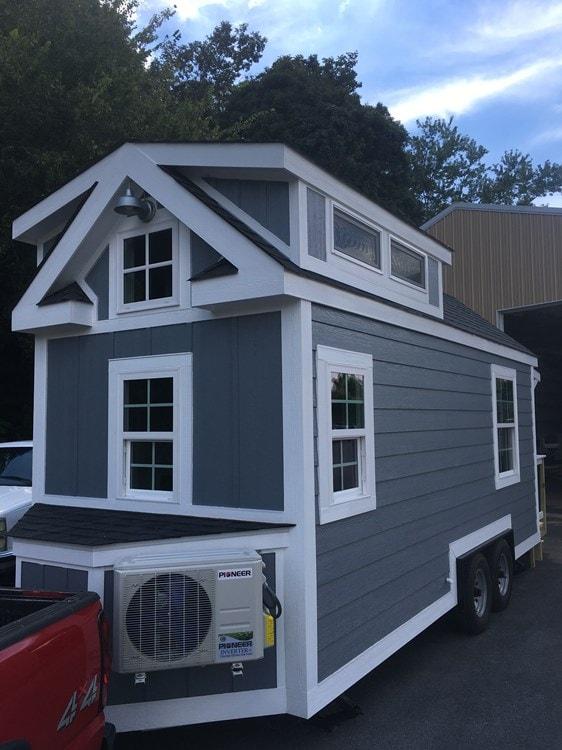 MODEL HOME REDUCED to make room for production  - Slide 2