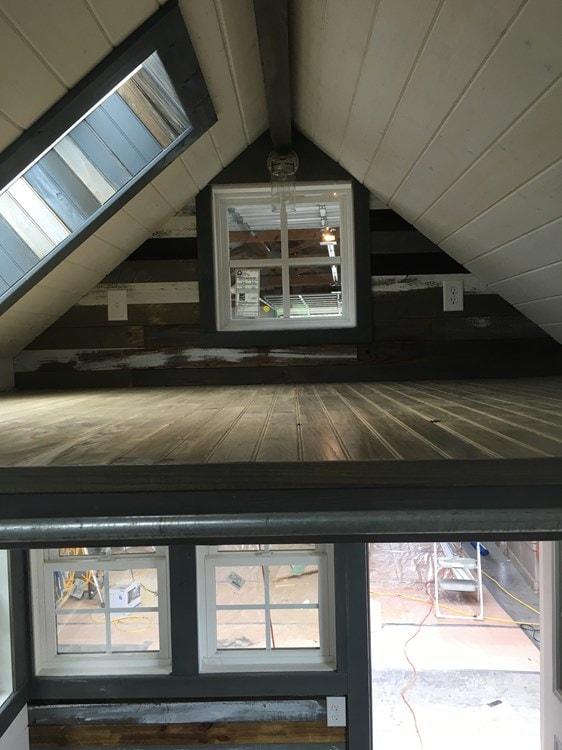 MODEL HOME REDUCED to make room for production  - Slide 5