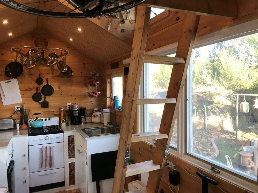 Vermont made Tiny House - Slide 10