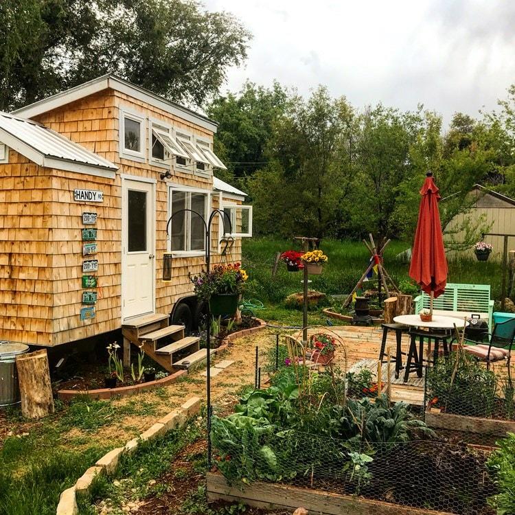 Vermont made Tiny House - Slide 1