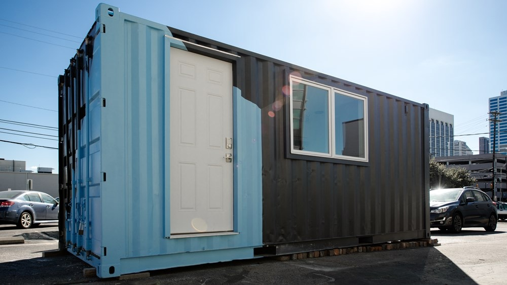 The Calico Container Home - Slide 2