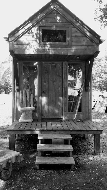 Custom Craftsman Style Artistic Tiny House on Wheels(Almost Ready!) (Florida) - Slide 8