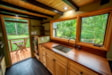 25 foot Tiny House on wheels with screened in porch - Slide 7 thumbnail