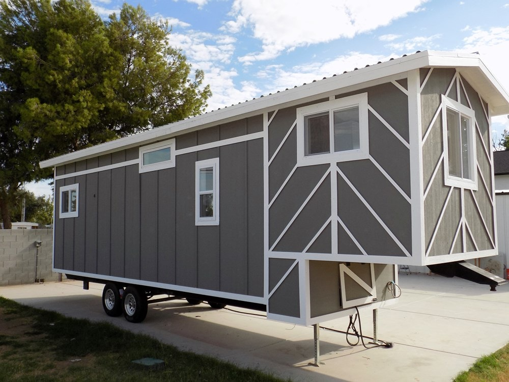 TINY HOUSE ON WHEELS LETS MAKE A DEAL - Slide 1