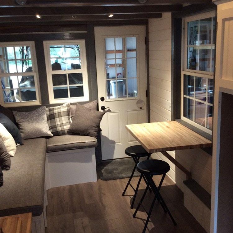 MODEL HOME REDUCED to make room for production  - Slide 9