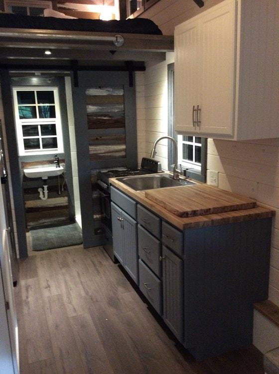 MODEL HOME REDUCED to make room for production  - Slide 10