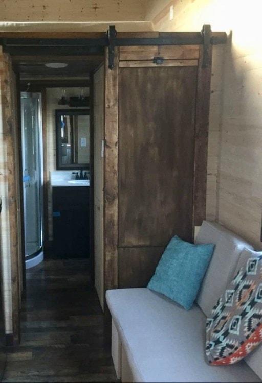 20 ft. Rustic Luxury Tiny Home - Slide 7