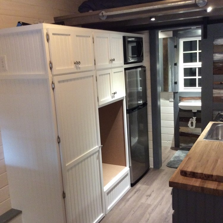 MODEL HOME REDUCED to make room for production  - Slide 12