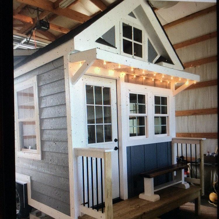 MODEL HOME REDUCED to make room for production  - Slide 7