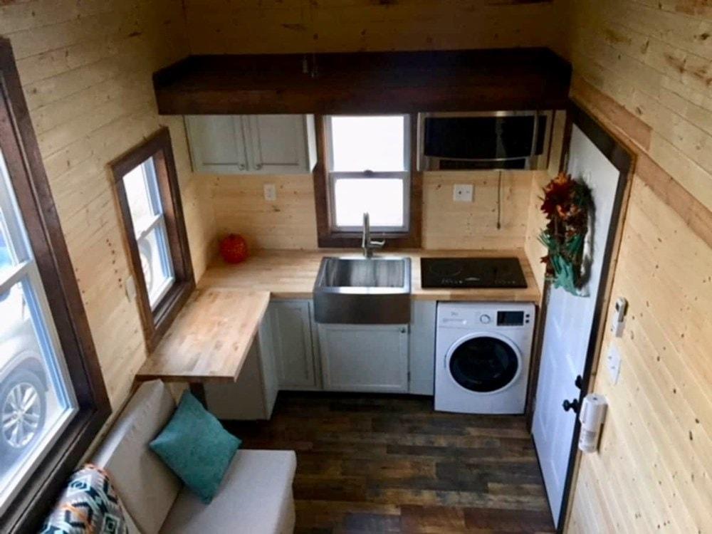 20 ft. Rustic Luxury Tiny Home - Slide 1