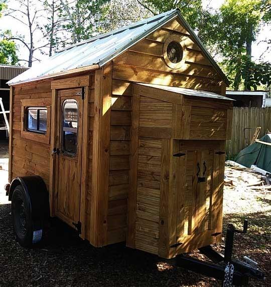 """""""WEEKENDER' Tiny House Camper! - Slide 7"""