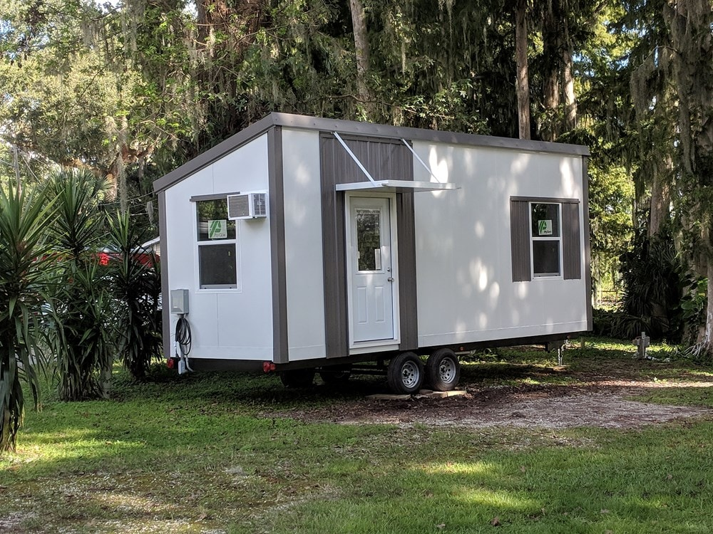 Truly Affordable Tiny House - Slide 1