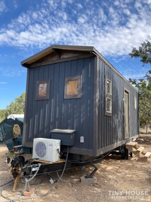 2021 New 22'/24' Tiny Home Southern Utah Furnished