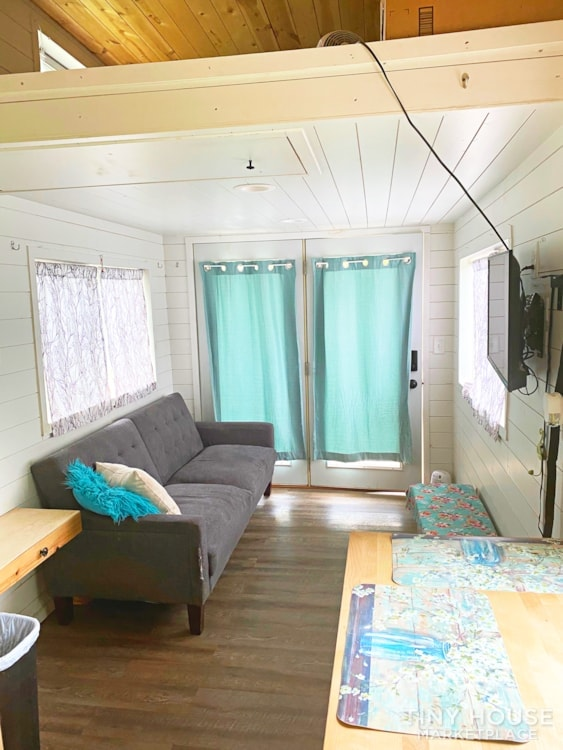 Cozy Airbnb or Rental Tiny Home! - Slide 13