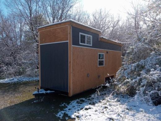 24 ft tiny house