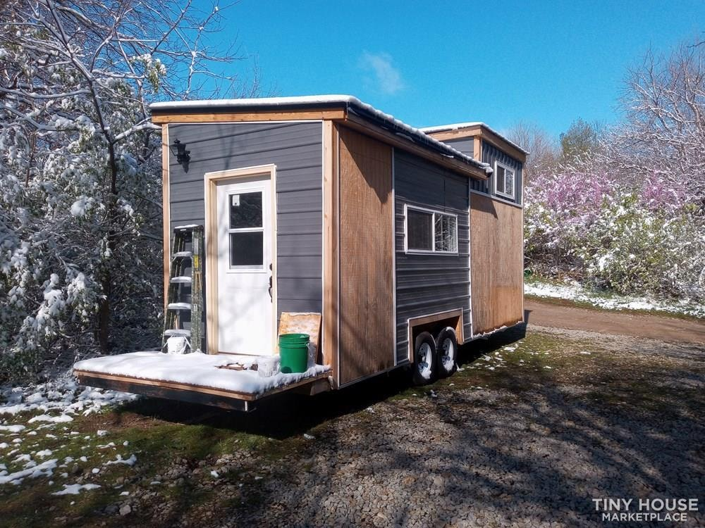 24 ft tiny house - Slide 2