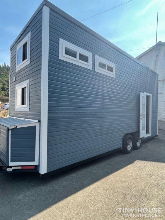 24' Tiny Home on Trailer - $64,800 - Slide 2