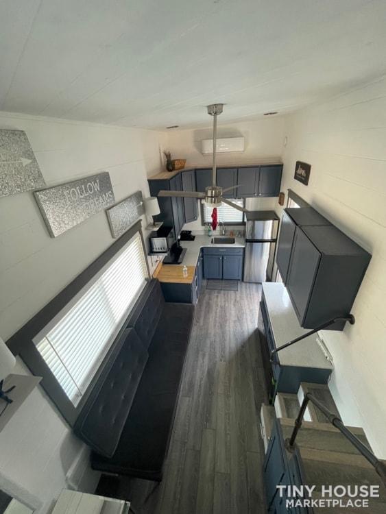 24' Tiny Home on Trailer - $64,800 - Slide 3
