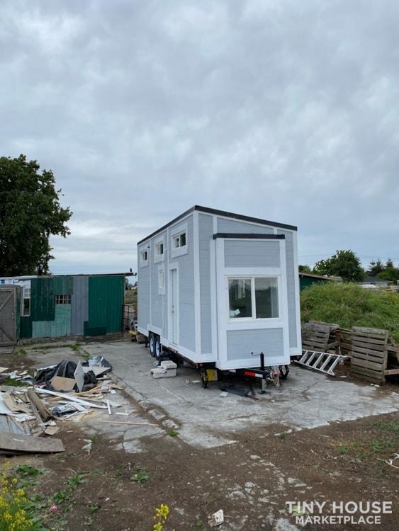 24' Tiny House FOR SALE  - Slide 1