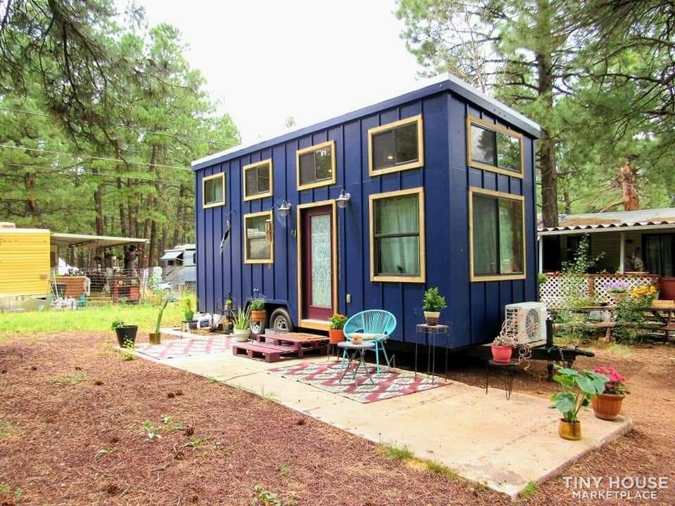 24ft Dream Tiny House on Wheels  - Slide 1