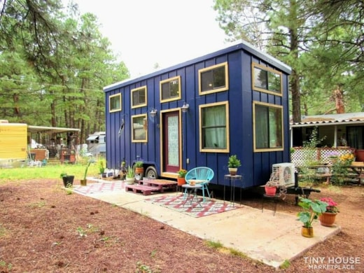 24ft Dream Tiny House on Wheels
