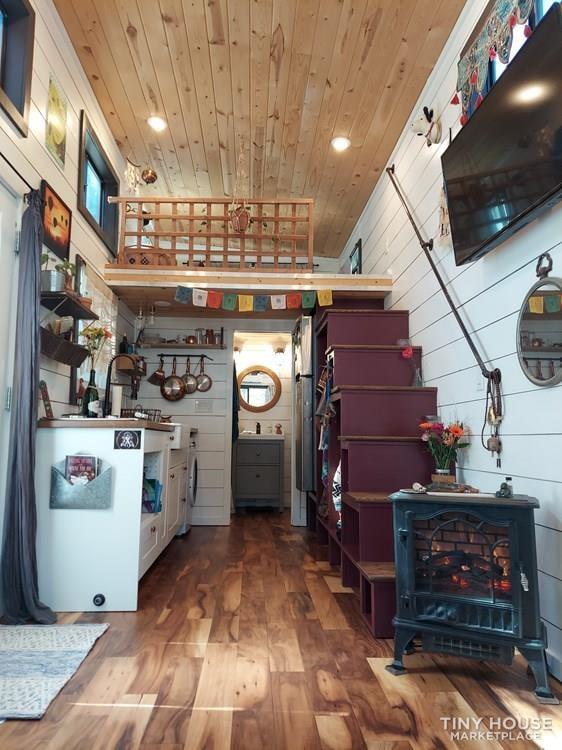 24ft Dream Tiny House on Wheels  - Slide 3