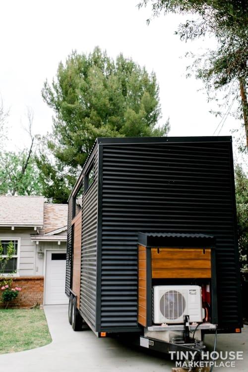 24x8 Luxury Tiny Home on Wheels - Tiny Topanga - Slide 6