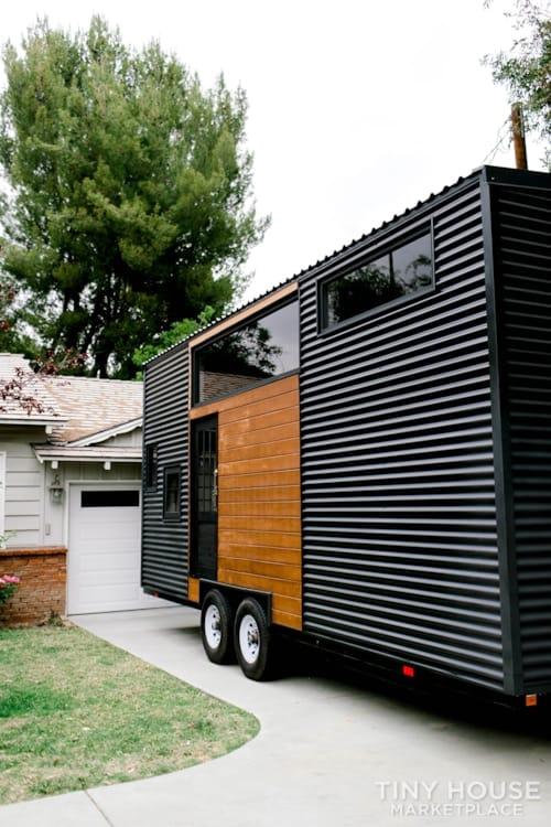 24x8 Luxury Tiny Home on Wheels - Tiny Topanga - Slide 7